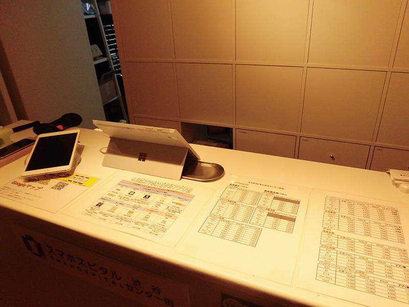 アップル救急車カウンター