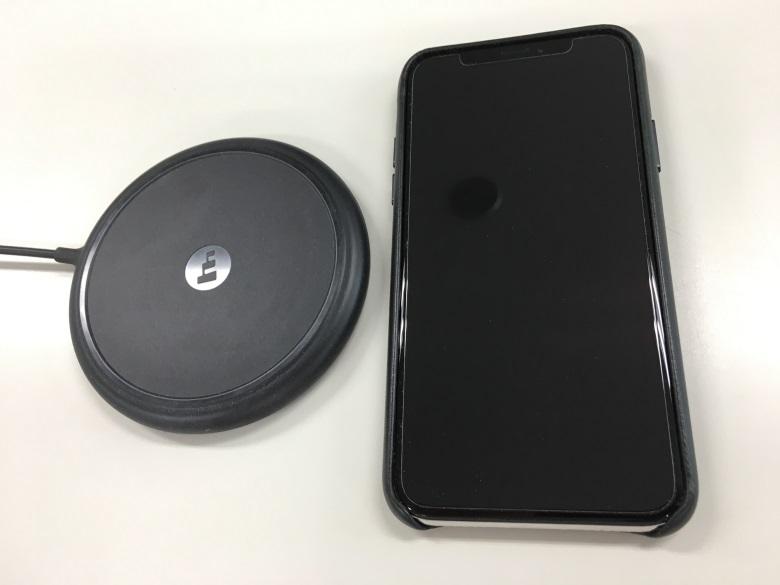 iPhoneXのワイヤレス充電と急速充電を試してみた!驚きの結果に