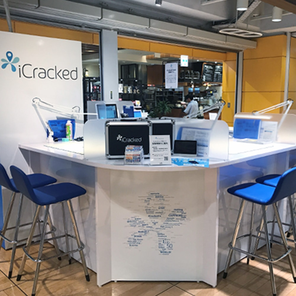 iCracked Store 博多天神店