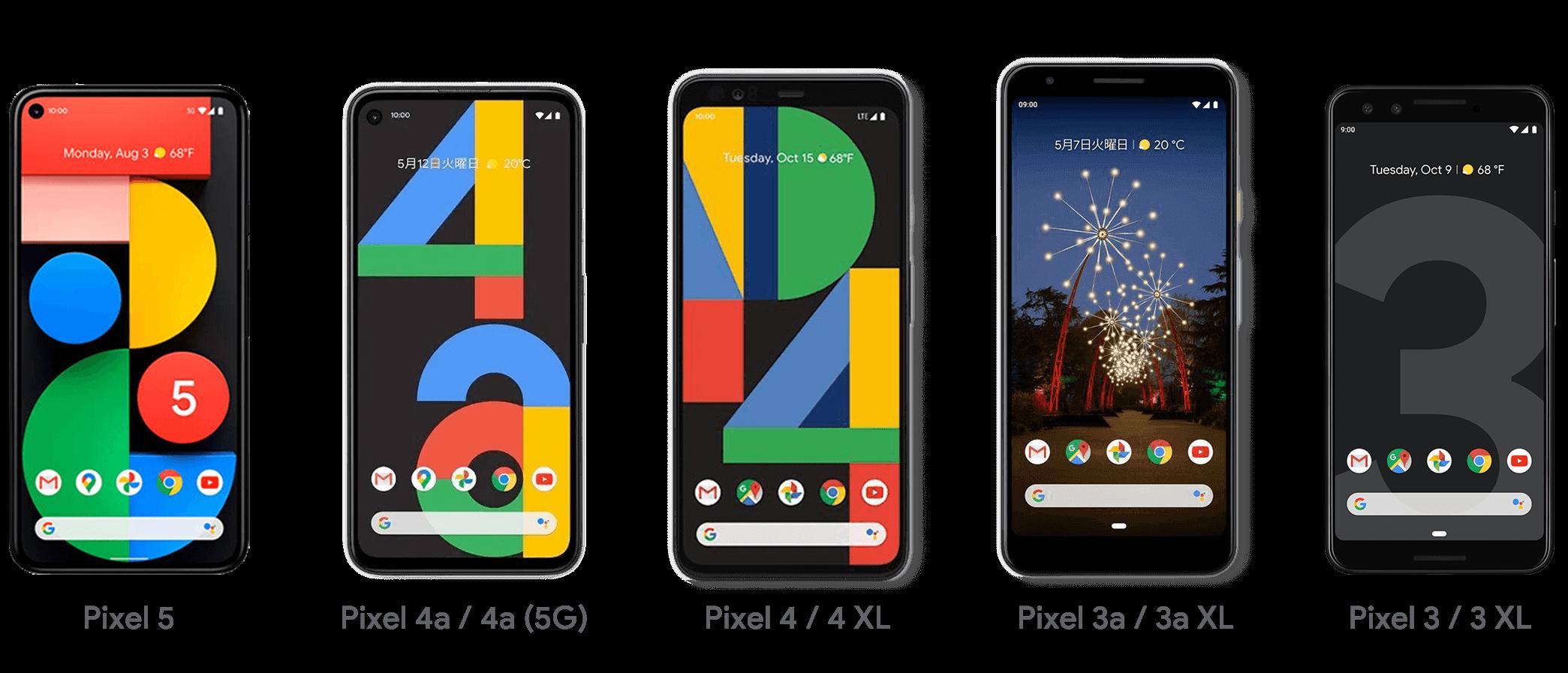 Google Pixelの修理をするなら認定修理店へ|純正部品と技術力で安心の品質
